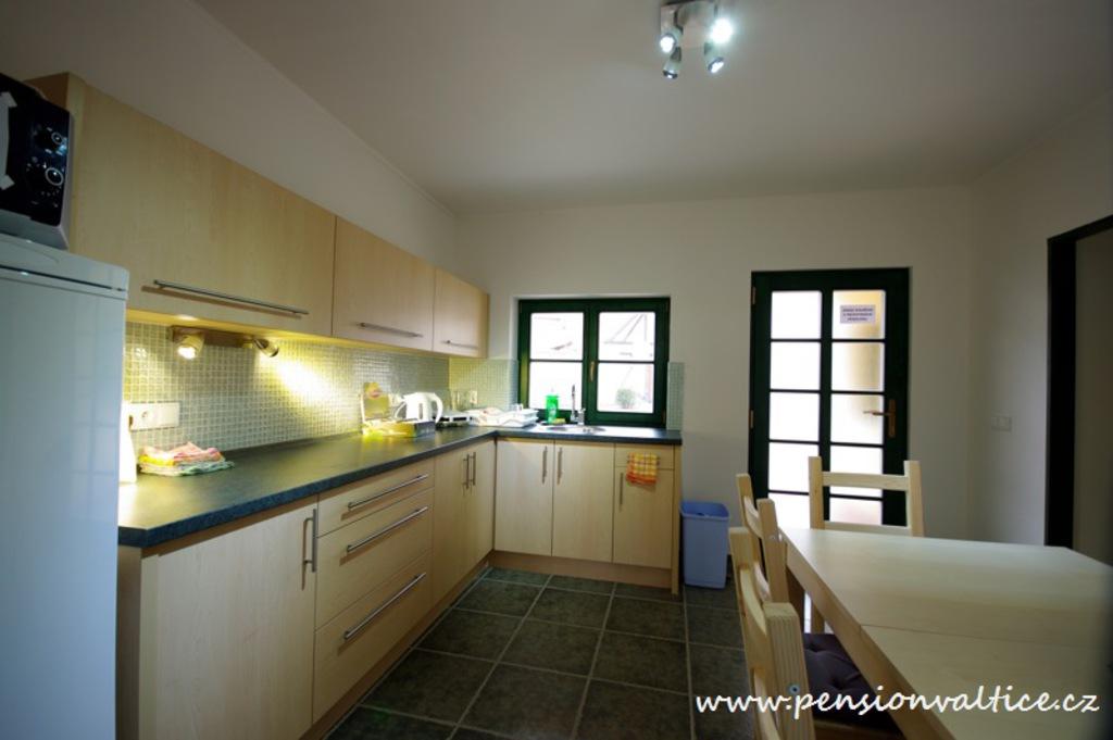 Kuchyňka -